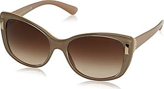 Bulgari 0BV8170 538213 57, Montures de Lunettes Femme, Marron (Top Crystal  on Turtledove caf71d3525b