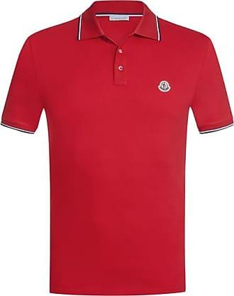 Volumen groß am besten kaufen Sonderteil Moncler Poloshirts: Sale bis zu −32% | Stylight