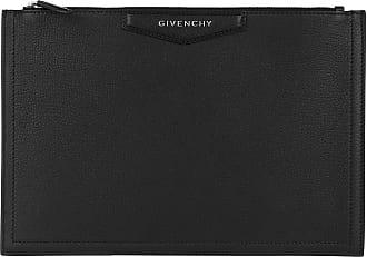 Givenchy Pochette - Pouchette Medium Leather Black - black - Pochette for ladies