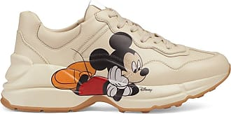 Gucci Tênis Rhyton Gucci x Disney - Branco
