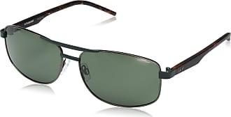 Polaroid Mens PLD 2040/S RC VXT Sunglasses, Dkrut Dkhavn/Green Pz, 59