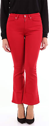 Dondup Bootcut Rosso