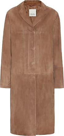 Max Mara Radio suede coat