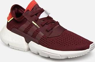 NATIONAL STANDARD Sneakers Herren Bordeauxrote Sneaker