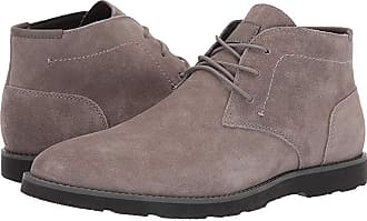 51457db8d Dr. Scholls Freewill - Original Collection (Grey Cow Suede) Mens Shoes