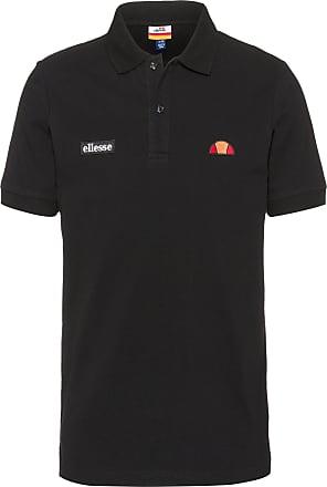 Ellesse Montura Poloshirt Herren in black, Größe M