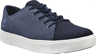 Timberland Amherst Flexi Knit Oxford Sneaker für Herren | blau