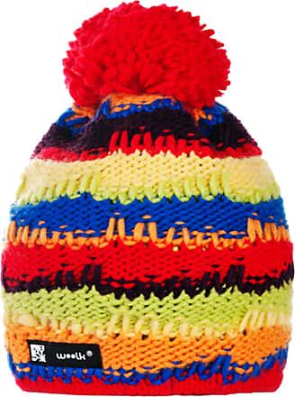 morefaz Knitted Wolly Beanie Bruno Ponpon Mens Womens Winter Warm Fashion SKI Snowboard Hats (Bruno 24) MFAZ Morefaz Ltd