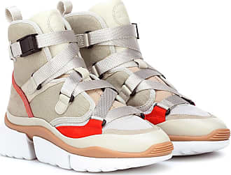 Chloé High-Top-Sneakers Sonnie