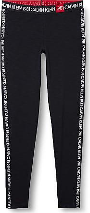 Calvin Klein Jeans Calvin Klein 1981 Bold Lounge Legging Womens Loungewear Medium Black