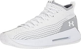 hot sales 9732c 2b00e Under Armour Herren UA Heat Seeker Basketballschuhe Weiß (White 100) 47 EU