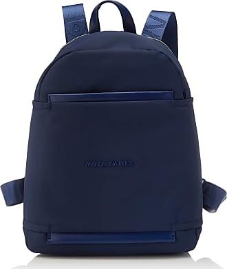 Mandarina Duck Womens Daphne Messenger Bag, Blue (Estate Blue), 10x10x10 Centimeters (W x H x L)