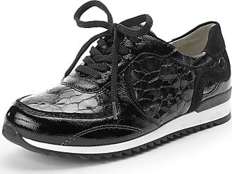save off 0806c a91c7 Damen-Leder Sneaker in Schwarz Shoppen: bis zu −40% | Stylight