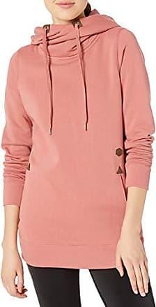 Volcom Damen Womens Saloon Base Layer Fleece Kapuzenpullover
