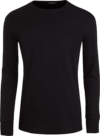Jockey Modern Thermal Long Shirt Black
