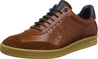 Baskets homme marron