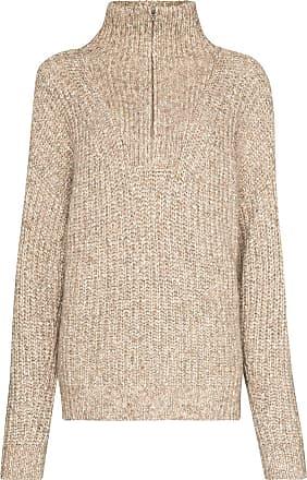 Isabel Marant Myclan knitted jumper - Neutro