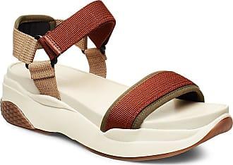 Vagabond Lori Shoes Summer Shoes Flat Sandals Multi/mönstrad VAGABOND