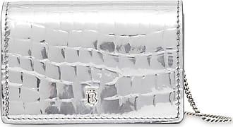 Burberry Porta-cartões TB - Metálico