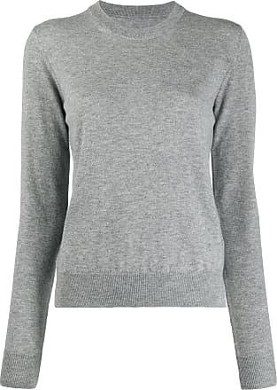 Maison Margiela Suéter mangas longas - Cinza