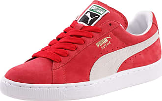 2786c8af830fb6 Puma Sneaker Suede Classic rot   offwhite