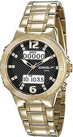 Speedo Relógio Speedo Feminino Ref: 15009lpevde1 Anadigi Dourado