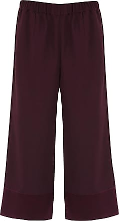 OLYMPIAH Tyrian culottes - Red