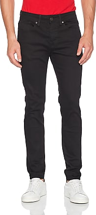 Selected Homme Mens Shnskinny-pete 1001 Black St JNS Noos Skinny Jeans, W34/L34 (Size: 34)