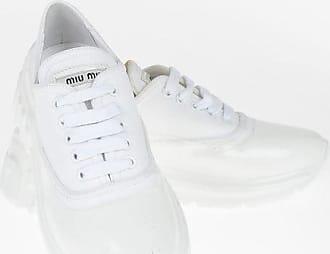 Miu Miu Coated Canvas Sneakers Größe 36,5