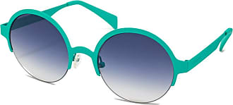 Azul Blue 51.0 Italia Independent Unisex Adults/' 0098-027-000 Sunglasses