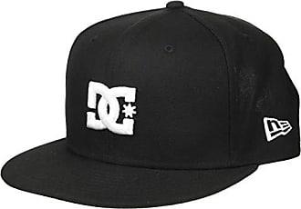 DC Mens Empire Fielder Snapback Hat, Black, 1SZ