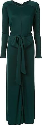 Layeur Vestido com amarração - Verde