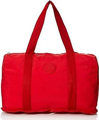 4e99da64159 Kipling Honest Foldable Duffle, Packable Travel Bag, Zip Closure, cherry  pack