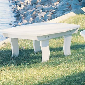 UWharrie Chair Outdoor Uwharrie Companion 34 in. Square Cocktail Table - 5041-000-NAT