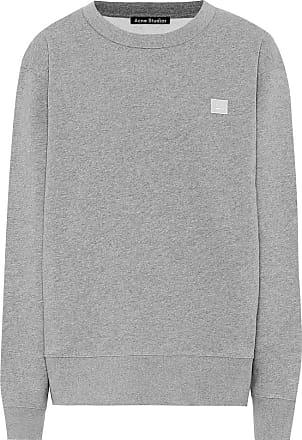 Acne Studios Sweatshirt Fairview Face aus Baumwolle