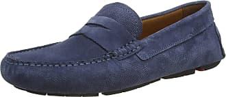 Lloyd Mens Eljos Loafers, Blue (Jeans 8), 11 UK