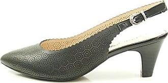 5e07aab695dfb0 Caprice Caprice 9-29601-20 Schuhe Damen Sling Pumps Sandalen Weite G