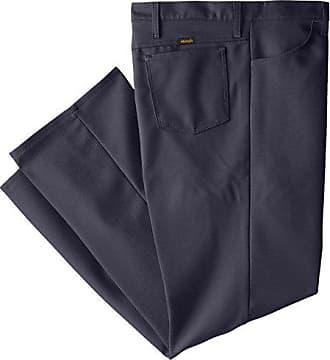 Wrangler Mens Big Wrancher Dress Jean, Coal, 44x32