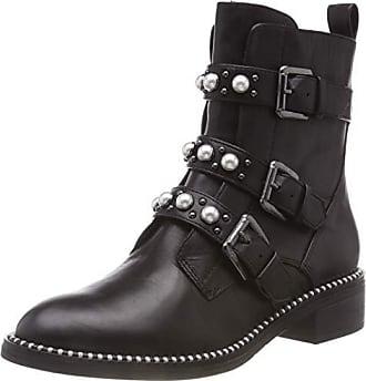 5d9778b017d2b5 Tamaris Damen 25396-21 Biker Boots Schwarz (Black 1) 37 EU