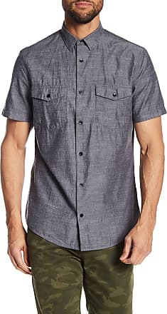 14th & Union Short Sleeve Oxford Woven Shirt