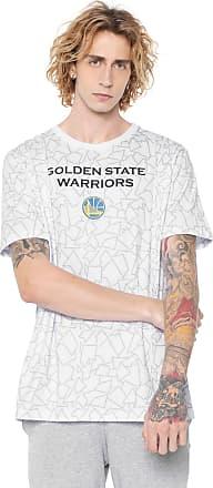 NBA Camiseta NBA Golden State Warriors Branca