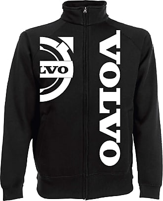 Generico Jacket Volvo Logo Truck tire lkv Holland Style Truck Gift Idea The S to XXL and 4 Colours Available - Black, M