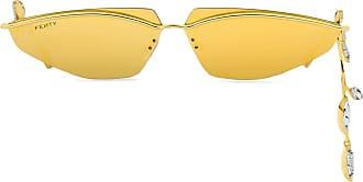 Fenty Puma by Rihanna Óculos de sol Side-Eye - Dourado
