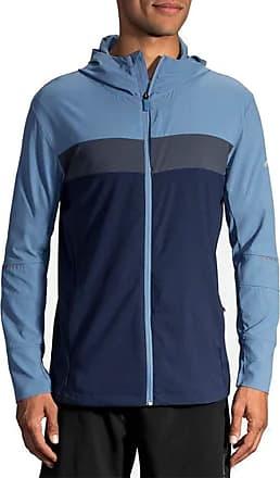 Brooks Canopy Running Jacket - X Large Blue