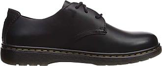 Dr. Martens Mens Elsfield Derbys, Black (Black Westfield 001), 6.5 UK (40 EU)