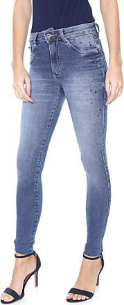 Biotipo Calça Jeans Biotipo Skinny Melissa Azul