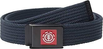 Element Mens Faber Belt, Flint Black, One Size