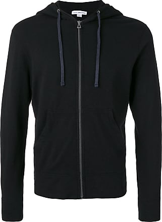 James Perse zipped hoodie - Black