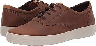 herren ecco SOFT 7 TRED Sneaker high cocoa brown