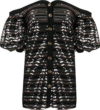 Philosophy di Lorenzo Serafini off-shoulder mini dress - Black